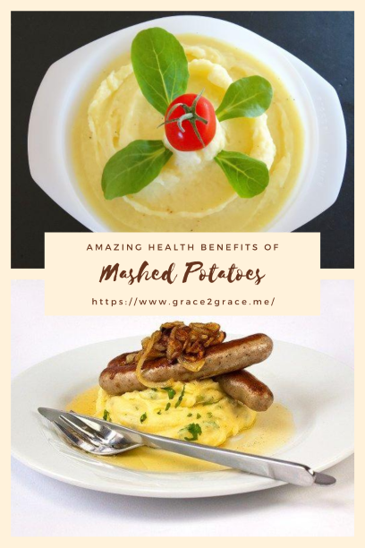 Amazing Health Benefits of Mashed Potatoes
