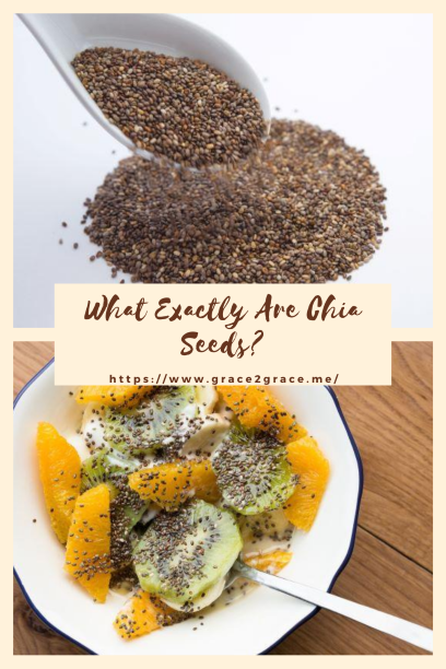 What Exactly Are Chia Seeds?